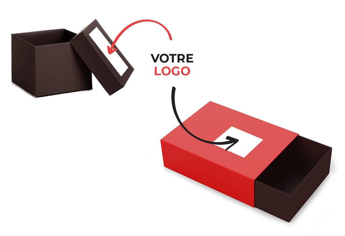 Surprizi : Coffrets cadeaux personnalisés à l'image de votre entreprise