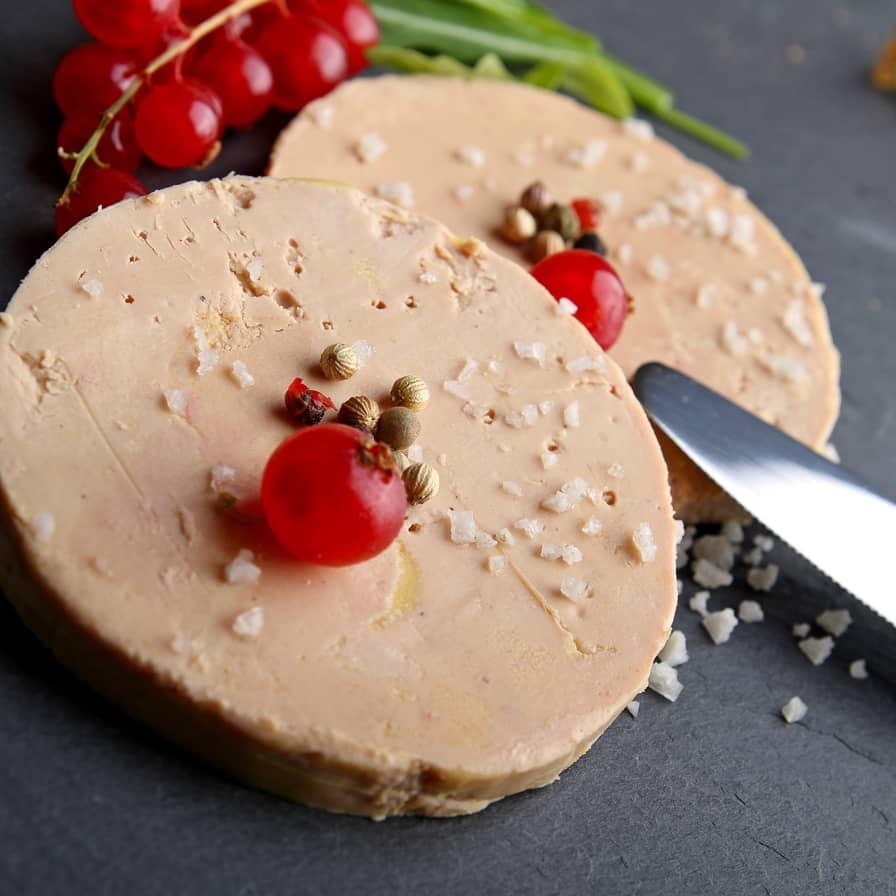 Surprizi : Le cadeau belge de toutes les entreprises : parmis les produits proposés : foie gras